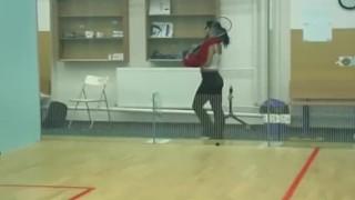 Squash – Original Sexy Sport Clips aus dem deutschen TV Nachtprogramm FSK18