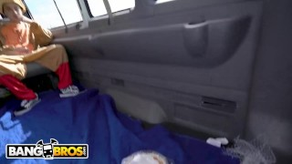 BANGBROS – Brooke Karter Gobble Gobbles Juan El Caballo Loco's Big Dick
