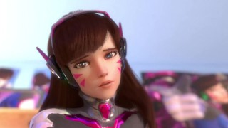 Free Date With D.VA [lvl3toaster]