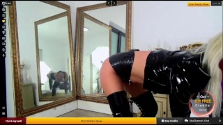Livejasmin + Chaturbate – Leather & Latex complication