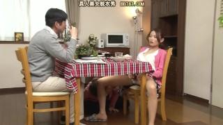 [JAV] Japan TVshow Step mom+son