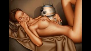 Star Wars Heroines porn
