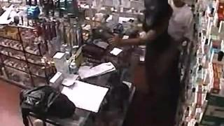 Dando na farmácia