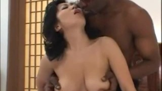 Asian women try black dick compilation
