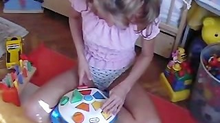 Pretty adult baby girl spanking and diapered – visit diaperdownloads.x2.to