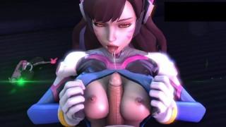overwatch porn GIF video