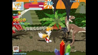 Project X Love Potion Disaster 7.4 Stage 5 – Tails (With boss)