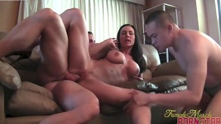 Kendra Lust Gets Fucked