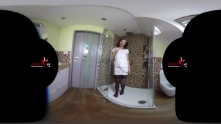 StockingsVR – Soaked and See Through Lola Ver