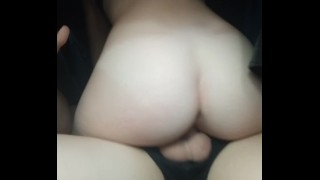 Sex in the car with a friend's girlfriend while he's not around. YOUNG AND