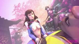Overwatch D.va Pmv Gee – GirlsGeneration