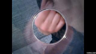 Kira – Kinky selfie (endoscope pussy cam video)