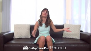 CastingCouch-X – Teen Kimmy Granger tries out porn for the first time