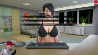 MILFY CITY #8 | UNCUT ADULT VIDEO GAME