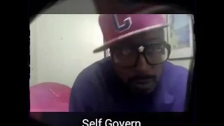 Self Govern Entertainment  Oneyo sexting on Instagram waiting to fuck