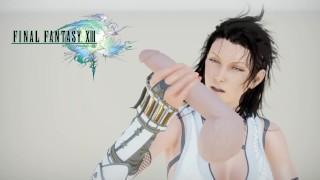 Final Fantasy 13 Fang Hentai Porn