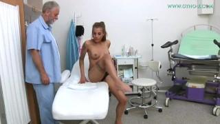 Professional Doctor Examination Gyno x silviadellai HD