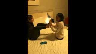 Different Amputee's help each other (armless & legless) part 1