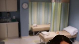 Gibi ASMR School Nurse Gives You A Blowjob