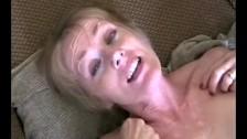 creampie for hot horny grandma