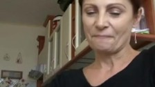 Russian mommy with step son homemade